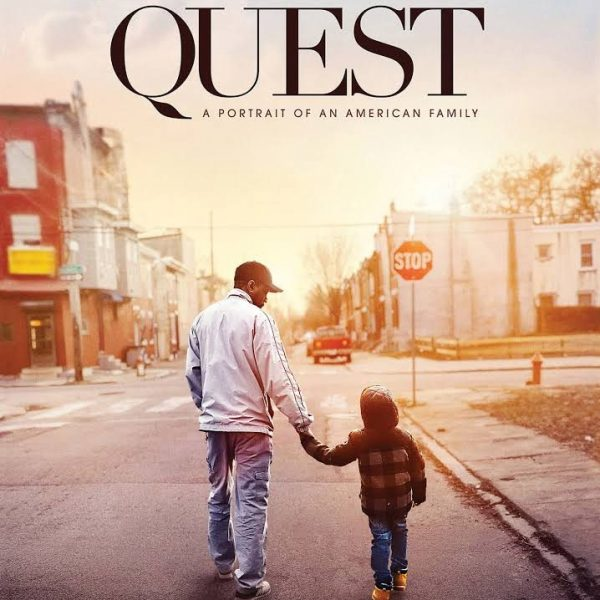 Quest Documentary cover